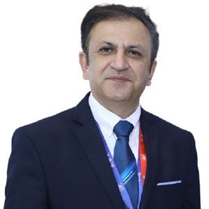Amit Gossain,Managing Director