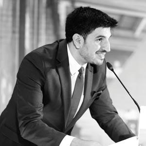 Alexandre Amine Soufiani,Managing Director