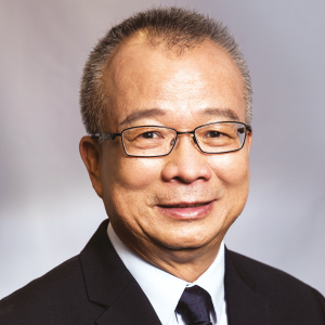 William Sim, President