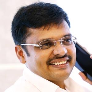 U K Rao,Chairman & MD