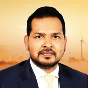 Satyapal Singh,Executive Director