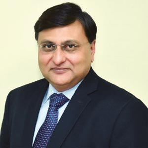 Gaurang Joshipura,Managing Director