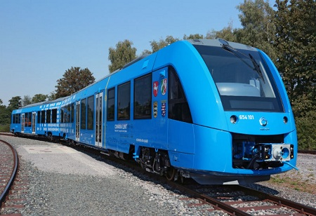 How Hydrogen Fuel-based Technology will Transform Railways