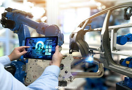 ISED Calls for Decentralized Smart Manufacturing for Auto Sector