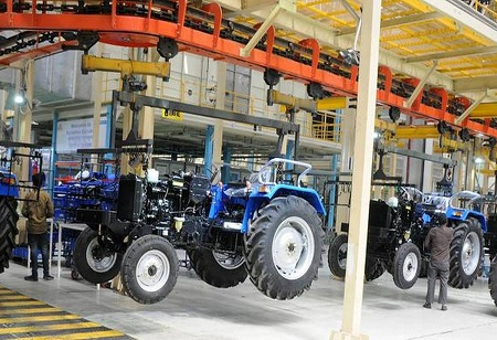 India's Tractor Market: Thriving by Agricultural Push