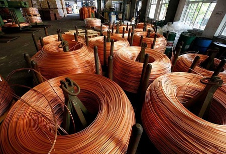 Well-developed Non-ferrous Metals Industry can Shore Up Manufacturing: Saraswat