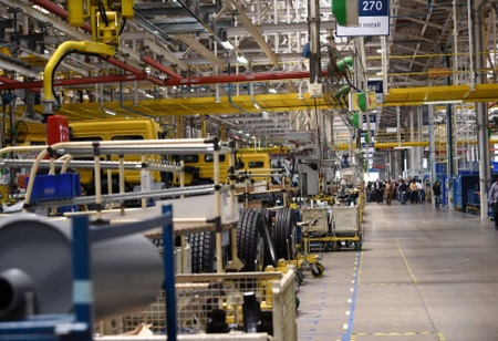 September Witnessed Fastest Growth in Factory Activity in Over 8 Years