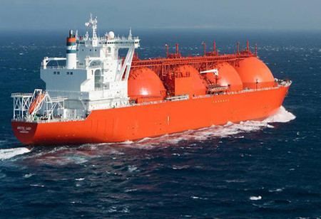 Total to provide LNG for AMNS steel and power plants