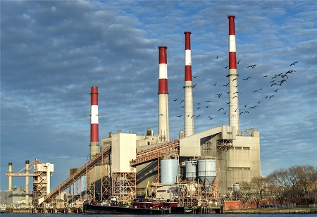 Power Plants Increasing their Reliance on Natural Gas
