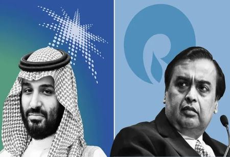 Aramco in plans to buy 20% stake in Reliance worth $25 Billion