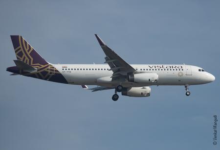 Vistara Signs 6th Overseas Codeshare Agreement with Lufthansa
