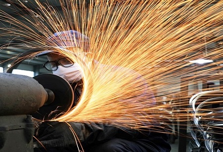 Factory Activity Revving Up In India
