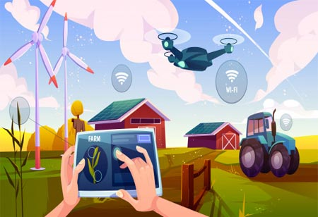 Start-Ups Changing The Face Of Agriculture With Agritech