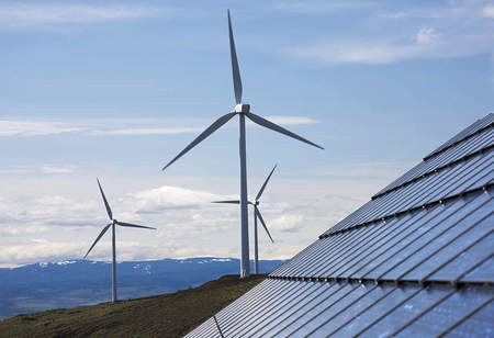GE Renewable contracts wind power turbine order from Morgan Stanley's Continuum