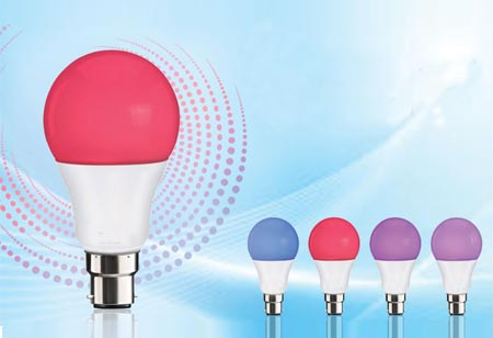Syska Launches A First-Of-Its-Kind '4 In 1' Quartet LED Bulb