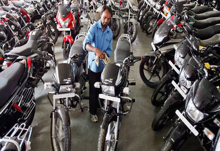 Bajaj Auto: Demand for two-wheelers improves while reports 33% drop in July sales