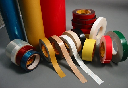 Industrial Tapes: Forming Adhesive Bonds and Insulation