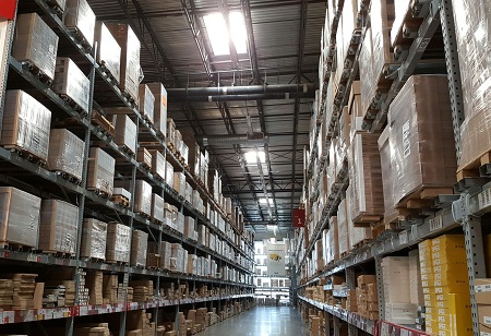 Warehousing: Shoring Up the Supply Chain