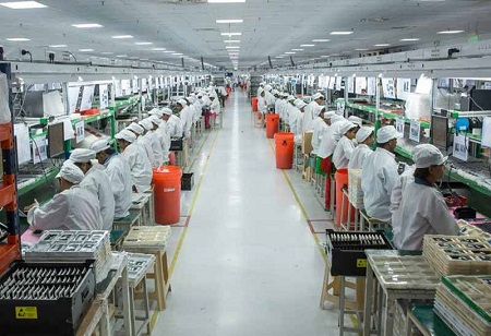 China to Lose its Hegemonic Tag of World's Factory
