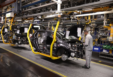 French Automaker Citroen Starts Production in India