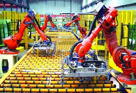 The role of Robotics in Factory Automation