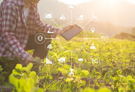 Recent Automation Advances Spearheading India's Agriculture Industry