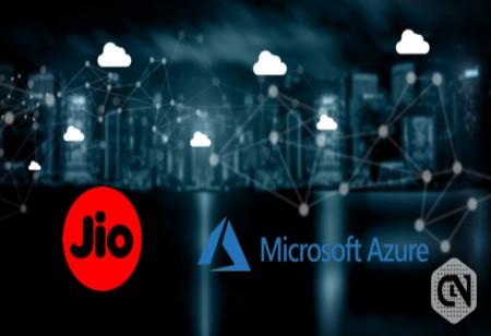 Jio and Microsoft Empowers Budding Companies
