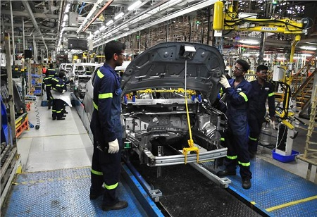 Centre Gives Nod to PLI Scheme; Automotive Sector Major Beneficiary