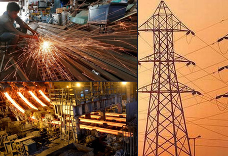 India's core segment output for eight industries contracts 4.6% in February