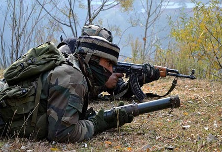 India to Cease Import of 101 Items of Military Equipment