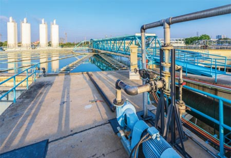 Treatment And Reuse Of Industrial Wastewater By Adopting Latest Technologies