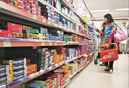 FMCG Market Expands by 4.9 Percent in September Quarter: Report