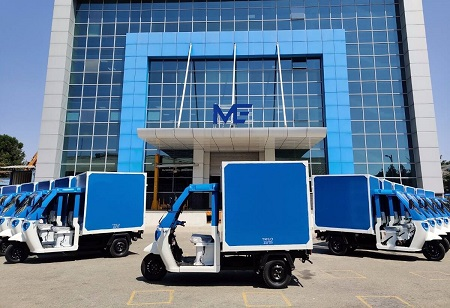 Amazon India Partners with Mahindra Electric to Add 10,000 EVs to its Fleet by 2025