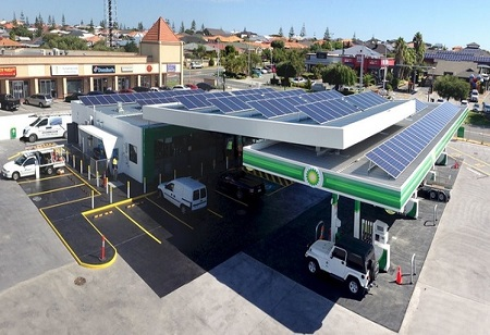 50 Percent of Fuel Stations to be Run by Solar Power in Five Years
