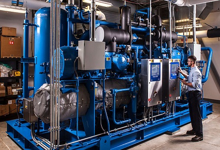 Achieving Sustainability in Industrial Refrigeration