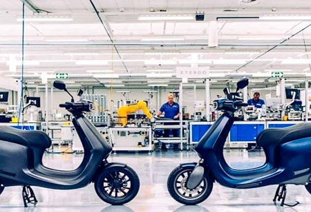 Ola to Set Up Electric Scooter Manufacturing Plant in Tamil Nadu