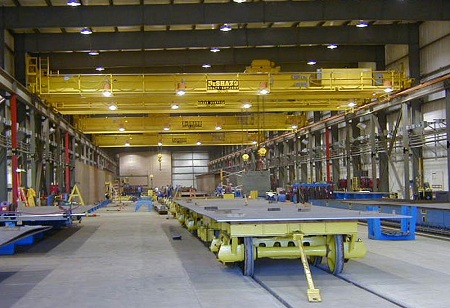 Demand from the Construction Sector to Boost Crane Manufacturing