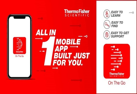 Thermo Fisher Scientific Introduces On the Go mobile app in India