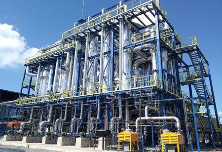 Praj's technology innovation for producing 'Bio-bitumen'