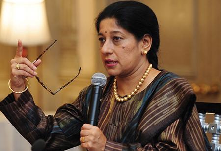 Mallika Srinivasan assigned chairperson of Public Enterprises Selection Board
