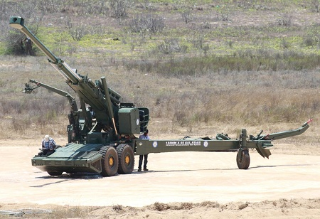 DRDO to Make 200 ATAGS Indigenous Howitzers for Army