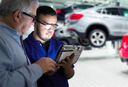 Leading German Car Manufacturer Chooses Getac For Worldwide Provision Of Rugged Mobile Devices And Solutions