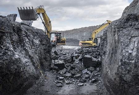 Coal India's Q1 Profit Dwindles by 55 Percent