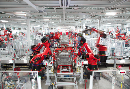 Tesla Launches Manufacturing Plant and R&D Unit in India