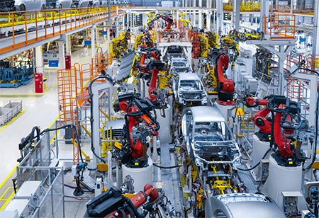 Outlook To The Automotive Industry In India