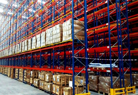 Industrial Storage Systems Enabling Optimum Utilization of Space