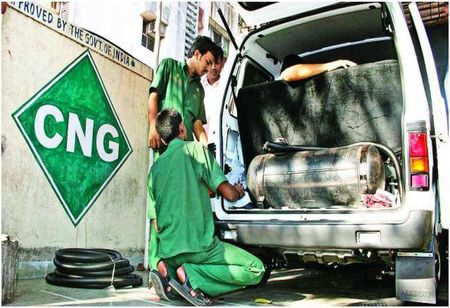 CNG kits' demand soars amidst spike in fuel prices