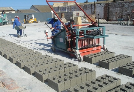 Disruption in Construction Raw Material Manufacturing