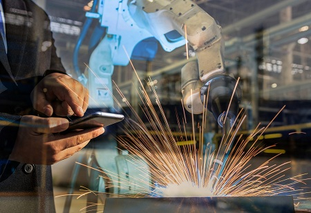 TCS and IIT Kharagpur Develop Solution for Remotely Controlled Factory Operations