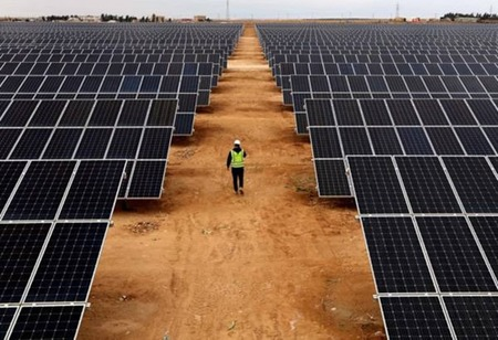 India requests rich countries to pay more for green energy shift